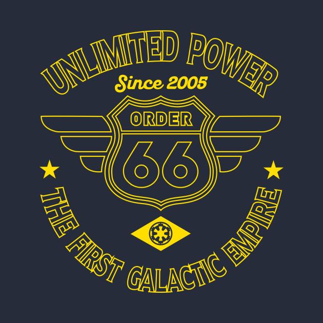 Order 66 (Alternate)