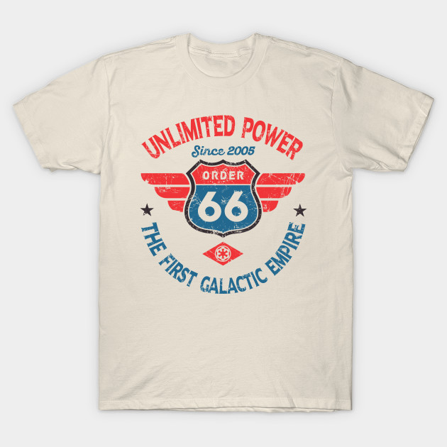 Star Wars Order 66 T-Shirt