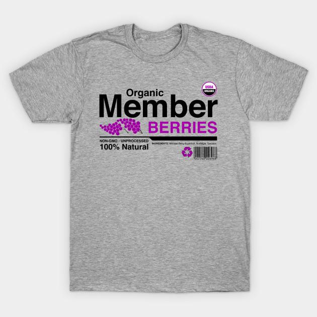 South Park Organic Member Berries T-Shirt