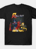 ROLL OUT T-Shirt