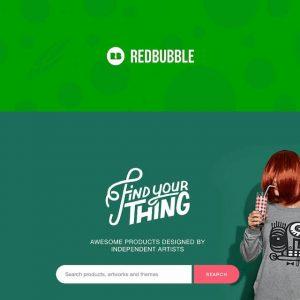 Redbubble Thumb