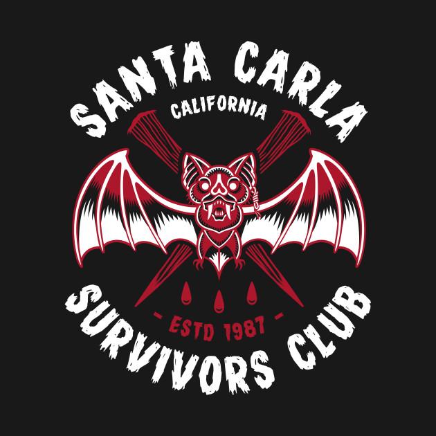 Santa Carla Survivors Club