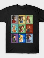 She Series Collage - Version 4 T-Shirt