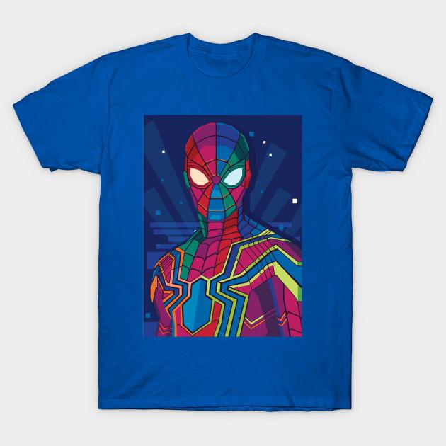 Spiderman Pop Art