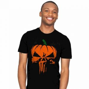 THE PUMPKINSHER T-Shirt