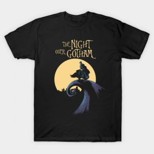 The Night Over Gotham T-Shirt