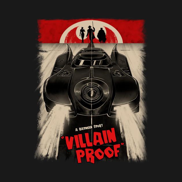 Villain Proof