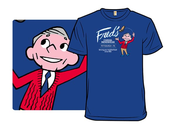 Mister Rogers' Neighborhood T-Shirt