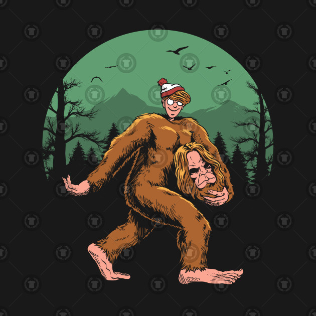 Where is Bigfoot