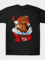 great goadzilla ramen of kanagawa T-Shirt