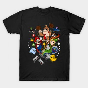 Nintendo Bunch T-Shirt
