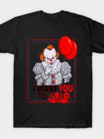 Pennywise Want You T-Shirt