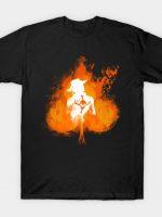 Ace on Fire T-Shirt