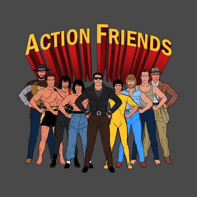 Action Friends