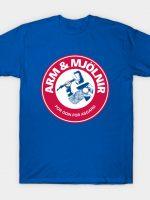 Arm & Mjolnir T-Shirt