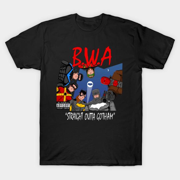 Bats With Attitude T-Shirt