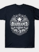 BoardGamer V2 T-Shirt