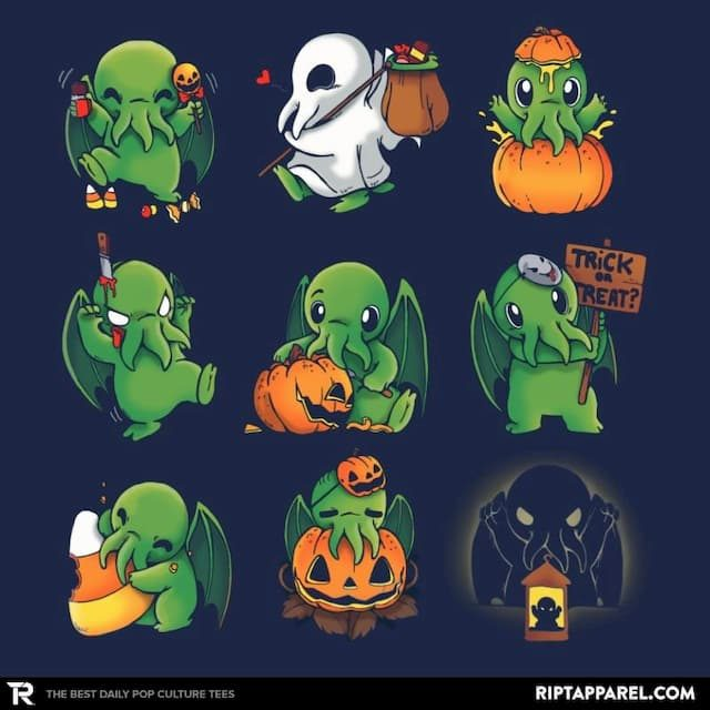 CALL OF HALLOWEEN Cthulhu