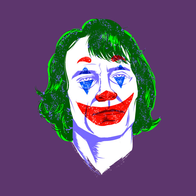Crazy enough to be the Joker