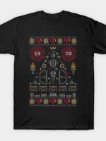 D-20 Sweater T-Shirt