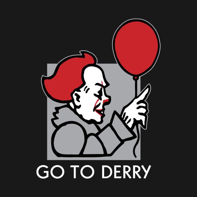 GO TO DERRY