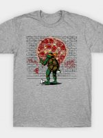 Graffiti Mutant Ninja Turtle T-Shirt