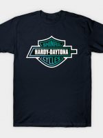 Hardy-Daytona Shinra Cycles T-Shirt
