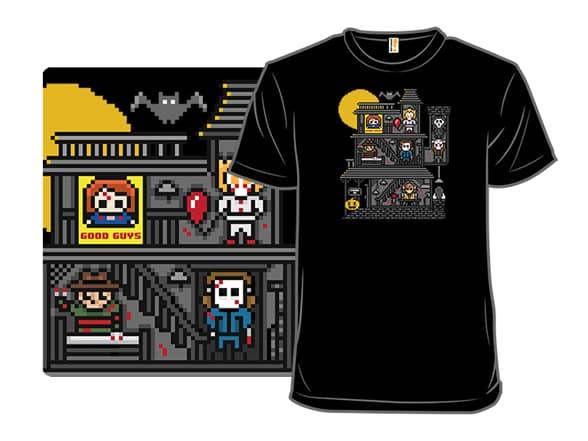 Haunted Pixels T-Shirt
