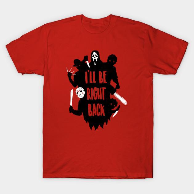 Horror Movie Mashup T-Shirt