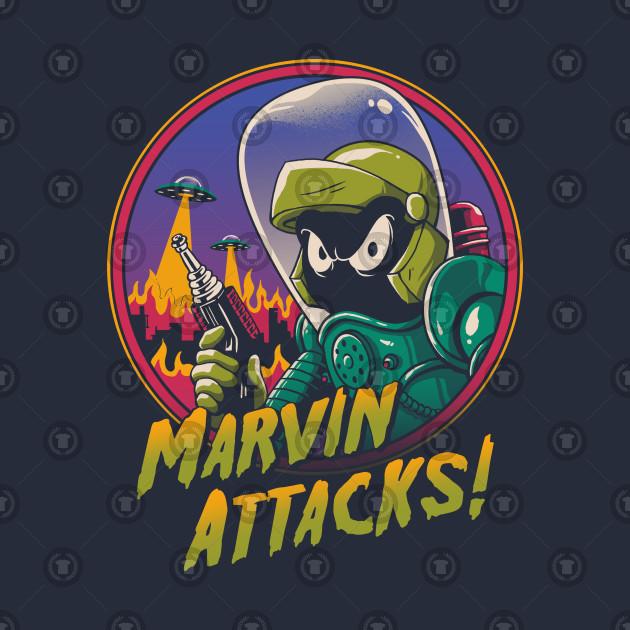 Marvin Attacks!