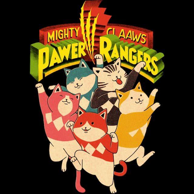 Pawer Rangers