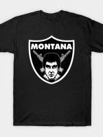 Scar Tony T-Shirt