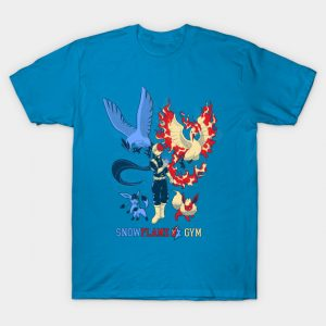 Snowflame Gym T-Shirt