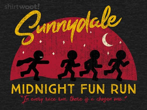 Sunnydale Fun Run
