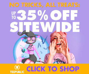 TeePublic Flash Sale Thumbnail