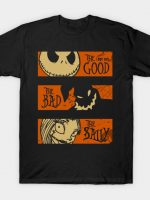 The Good, The Bad and the Sally T-Shirt