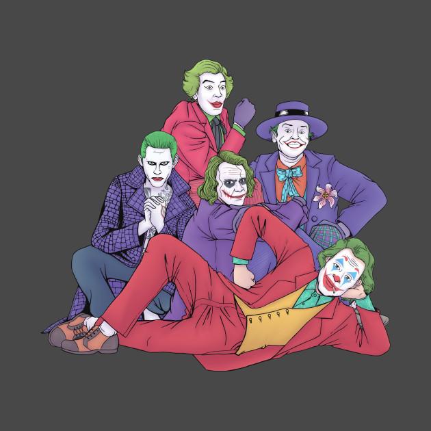 The Laughing Clown Club