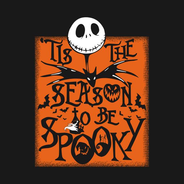 'Tis the season to be Spooky