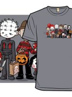 Trick or Treat of Horror T-Shirt