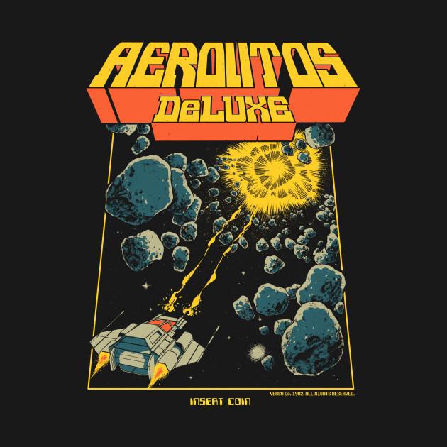 aerolitos arcade