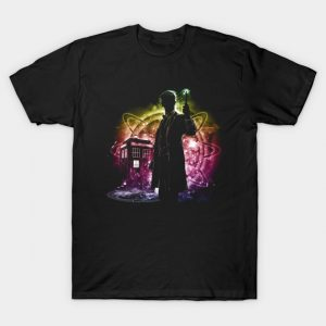 gallifreyan hero T-Shirt