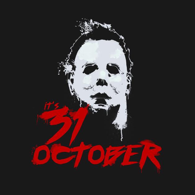 it's 31 october