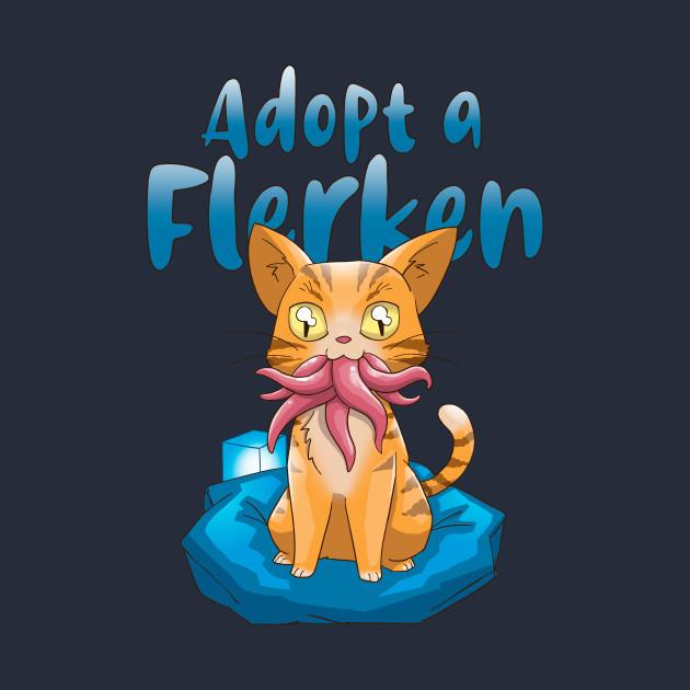 Adopt a Flerken
