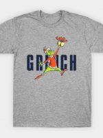 Air Grinch (v2) T-Shirt