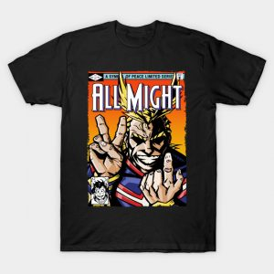 All Might #1(Bronze Age) T-Shirt