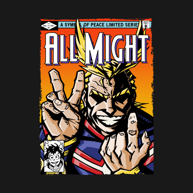 All Might #1(Bronze Age)