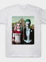 Arkham Gothic T-Shirt