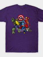 Avenging Turtles T-Shirt