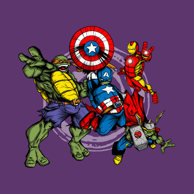 Avenging Turtles