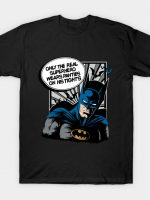 Batman's Secret T-Shirt